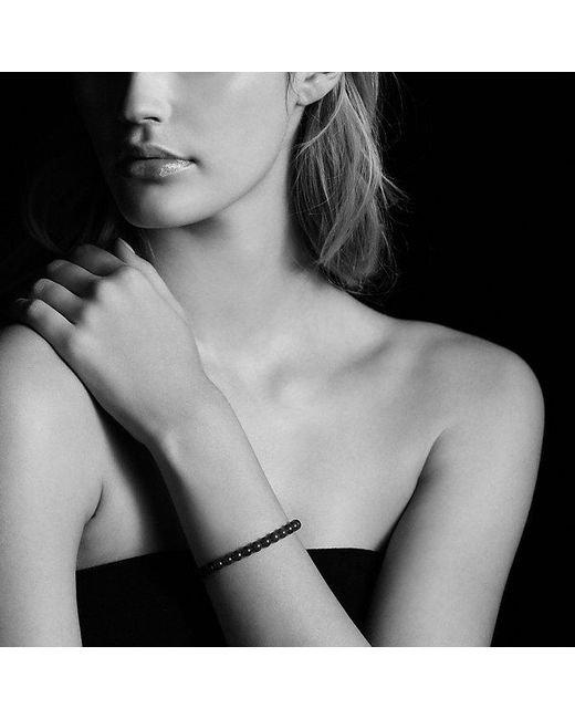 David Yurman | Spiritual Beads Bracelet With Green Onyx | Lyst