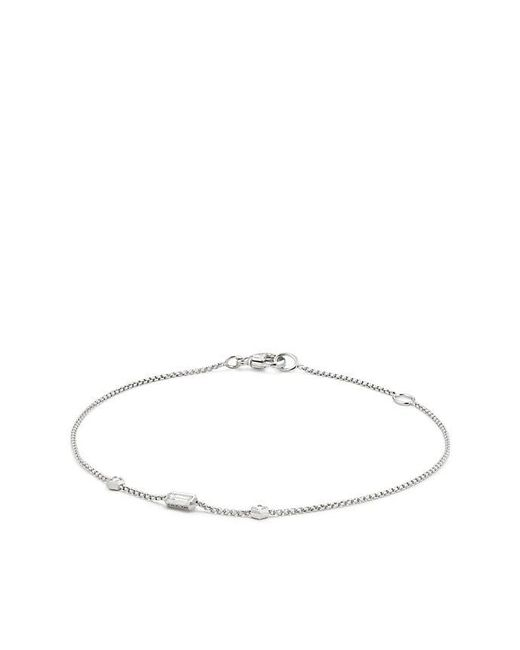 David Yurman - Metallic Novella Bracelet With Diamonds - Lyst