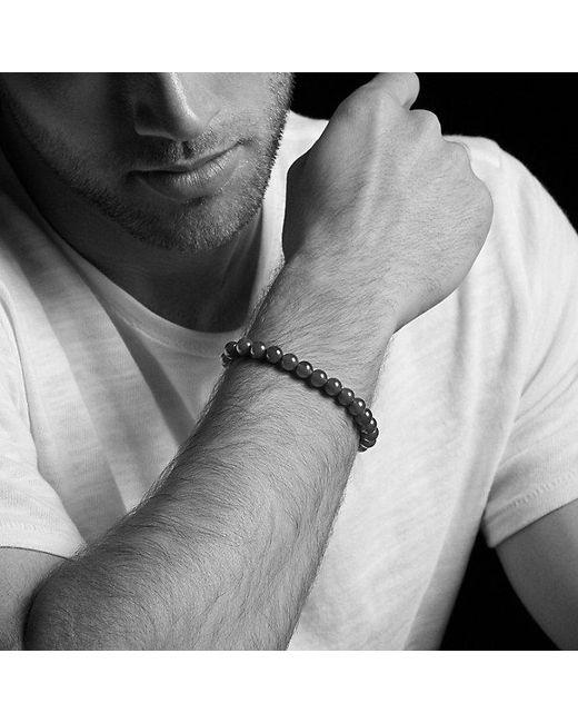 David Yurman - Metallic Spiritual Beads Bracelet With Lapis Lazuli, 8mm for Men - Lyst