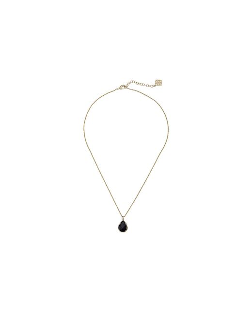Kendra Scott | Metallic Kiri Necklace | Lyst