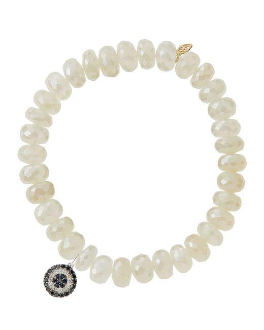 Sydney Evan | White Design Your Own Bracelet (made To Order) | Lyst