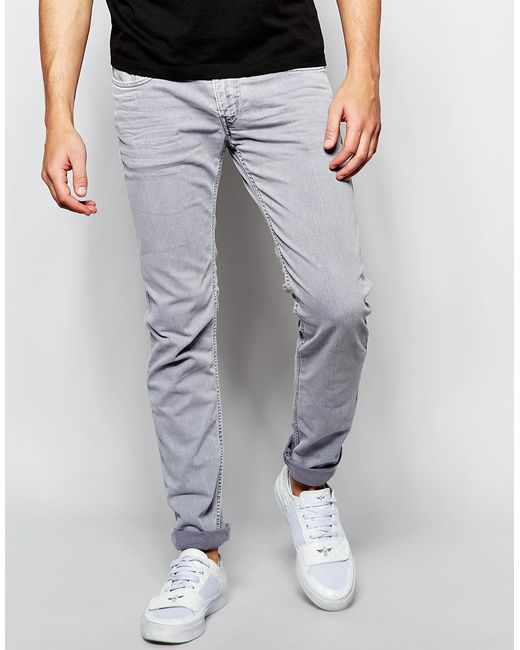 There are plenty of Men's Grey Jeans, Women's Grey Jeans and more, just waiting for discovery at Macy's. Macy's Presents: The Edit - A curated mix of fashion and inspiration Check It Out Free Shipping with $49 purchase + Free Store Pickup.