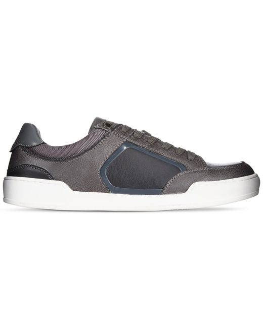 Kenneth Cole Reaction | Gray Turf Dreams Sneakers for Men | Lyst