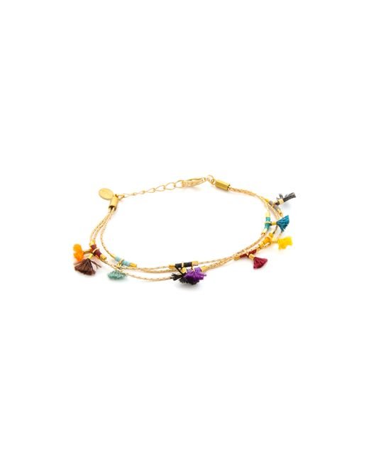 Shashi | Multicolor Olivia Bracelet | Lyst