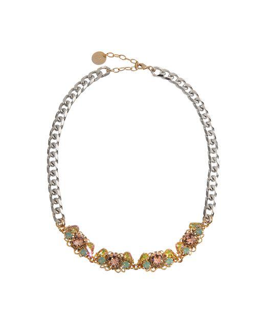 Anton Heunis | Metallic 4 Secret Garden Necklace | Lyst