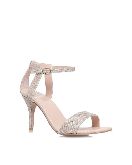elegant in style cheapest sale arrives Carvela Kurt Geiger Synthetic 'kollude' High Heel Sandals in ...