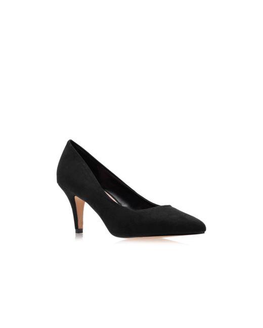 Carvela Kurt Geiger - Black Kairo Court Shoes - Lyst