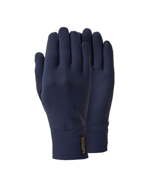 Tog 24 - Blue Navy Thinny Tcz Stretch Gloves for Men - Lyst
