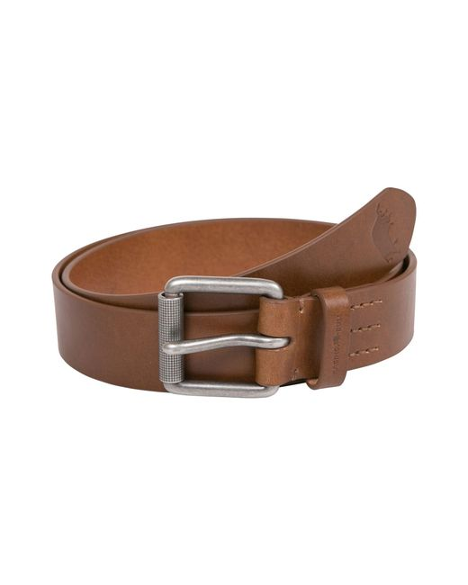 Raging Bull - Brown Chocolate Leather Belt for Men - Lyst