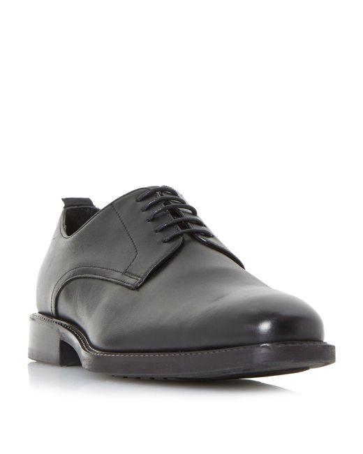 70b6028f444081 Dune Black  porter  Classic Gibson Shoes in Black for Men - Lyst