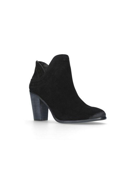 Vince Camuto - Black 'fanita' High Heel Sandals - Lyst