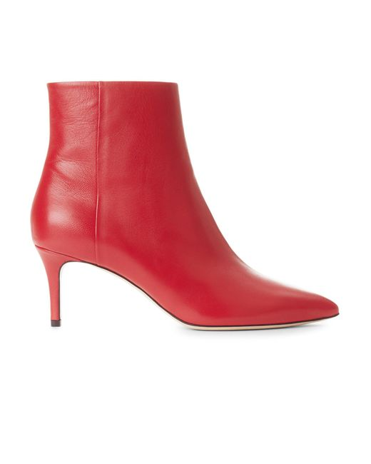 Hobbs - Red Bella Boot - Lyst