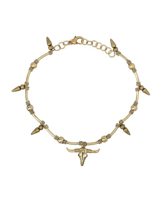 DANNIJO | Metallic Necklace | Lyst