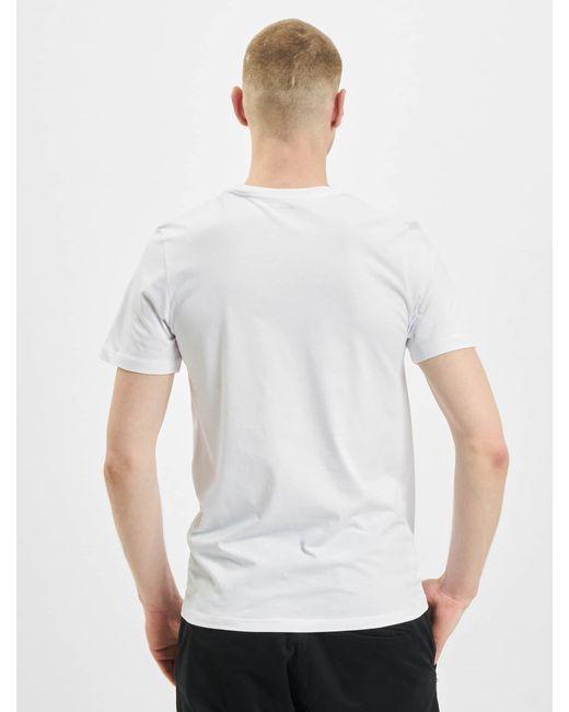 Jack & Jones Männer T-Shirt jjeCorp Logo Noos in White für Herren