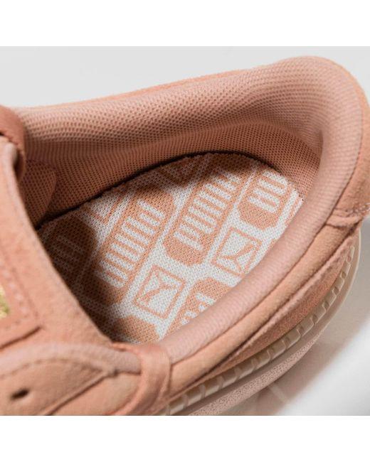 01d81e9c217 ... PUMA - Pink Wo Sneakers Platform Trace - Lyst