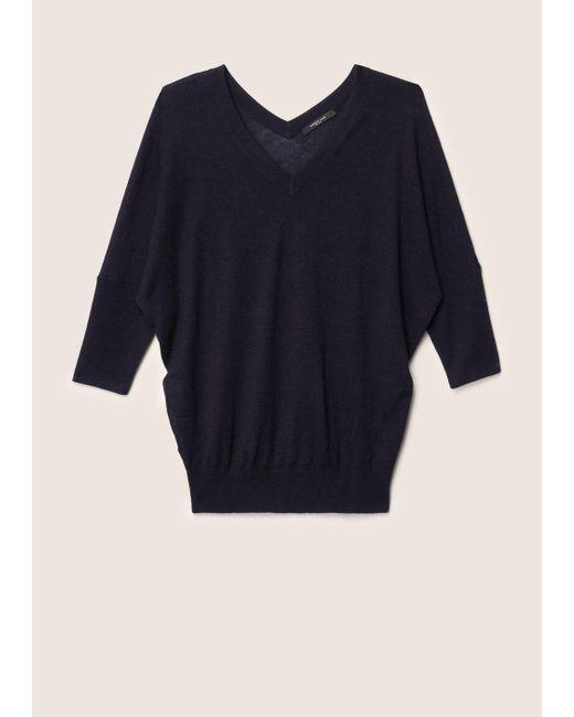 Derek Lam - Blue Batwing Sweater - Lyst
