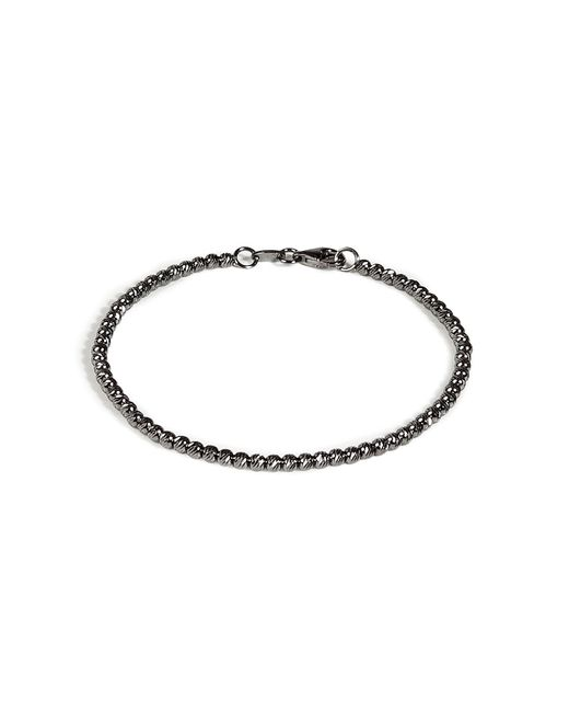 Carolina Bucci | 18k Black Gold Disco Ball Bracelet - Silver | Lyst