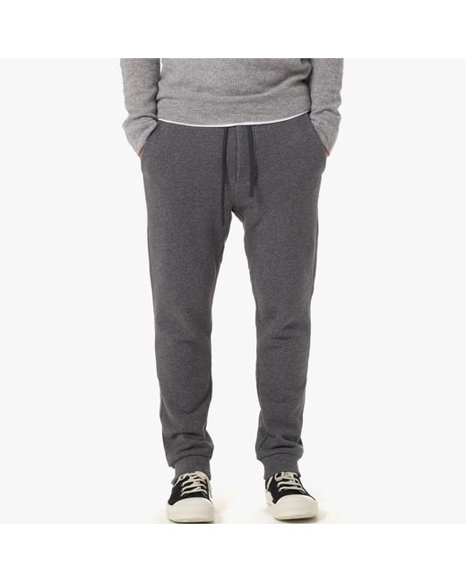 James Perse | Gray Compact Fleece Sweatpant for Men | Lyst