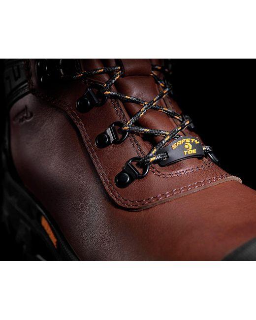 0cc2636d330 Men's Brown Warrior Epx 6'' Composite Toe Work Boots