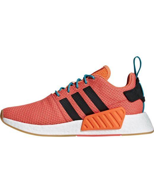 9fe7c5e11 ... Adidas - Multicolor Originals Nmd r2 Summer Shoes for Men - Lyst ...