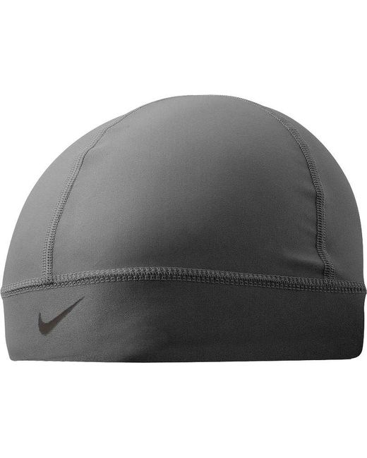 Nike - Black Pro Combat Skull Cap for Men - Lyst ... 792efa0c21db