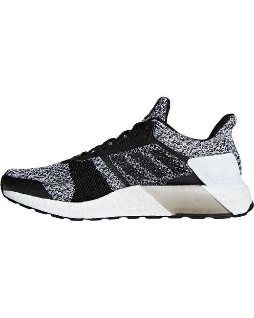 e4a2b9b6db9d5 ... Adidas - Black Ultraboost St Running Shoes for Men - Lyst ...