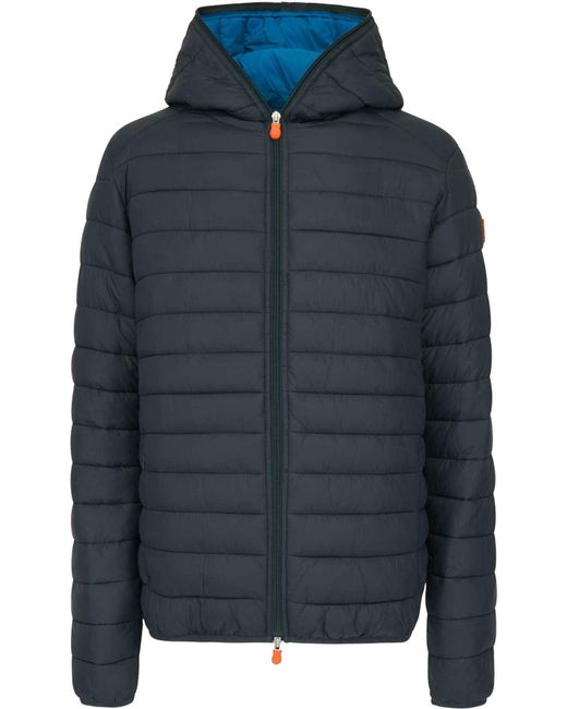 Save The Duck - Multicolor Giga Hooded Jacket - Lyst