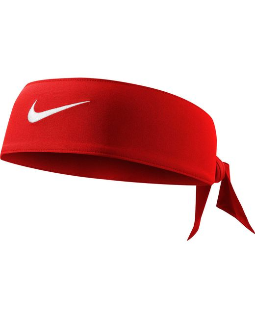 Nike | Red Dri-fit Head Tie for Men | Lyst