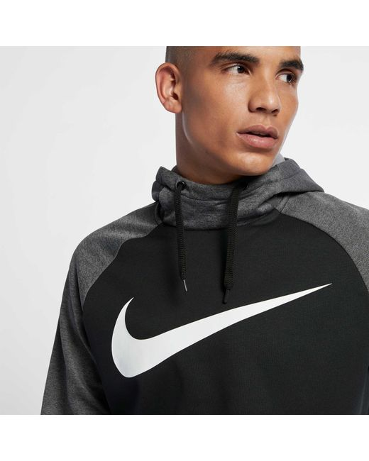 3c4a6d2daf ... Nike - Multicolor Therma Swoosh Essential Hoodie for Men - Lyst ...