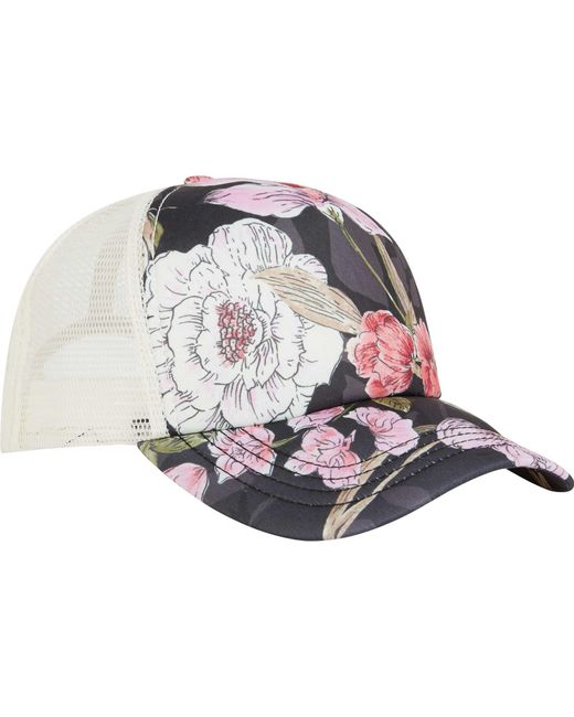 321eedeb5b931 Billabong - Multicolor Heritage Mashup Trucker Hat - Lyst ...