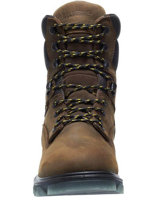 b099563d9f6 Men's Brown I-90 Epx 8'' 400g Waterproof Work Boots