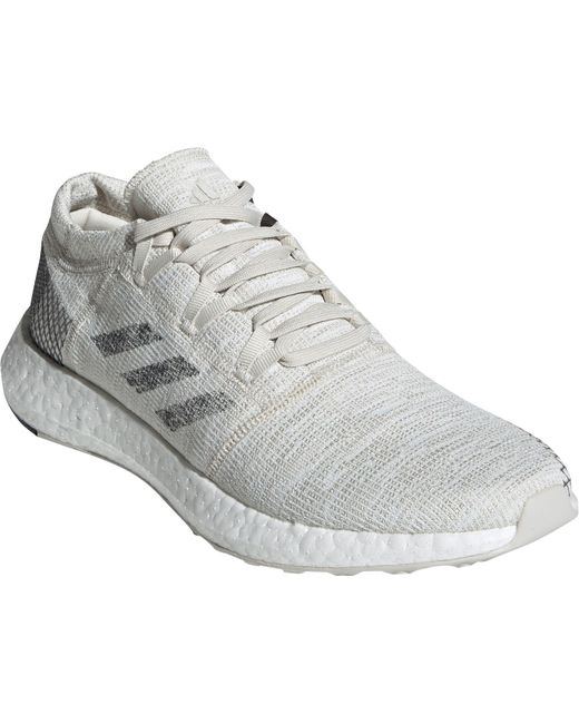 f678641a8 ... Adidas - Gray Pureboost Go Running Shoes for Men - Lyst ...