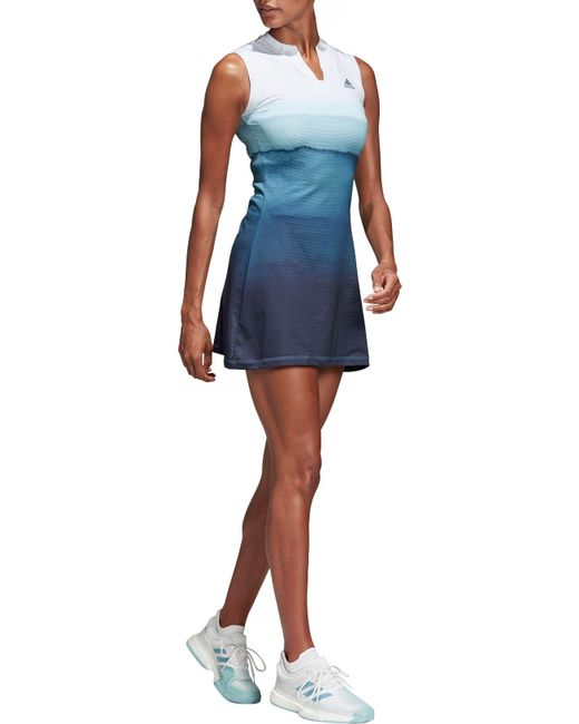 adidas Synthetic Parley Tennis Dress in