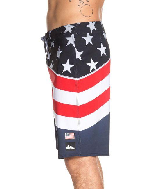4d2c930d1b ... Quiksilver - Multicolor Highline Freedom Board Shorts for Men - Lyst ...