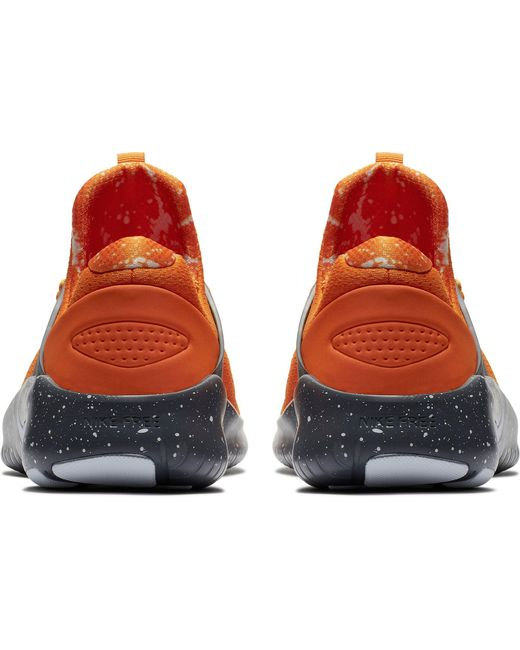 official photos 64007 0906e ... Nike - Orange Free Tr 8 Tennessee Training Shoes for Men - Lyst ...