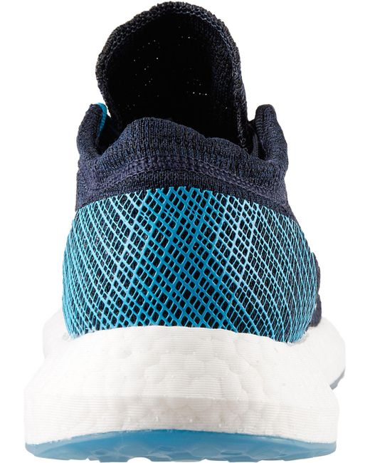 684dc7014 ... Adidas - Blue Pureboost Go Running Shoes for Men - Lyst