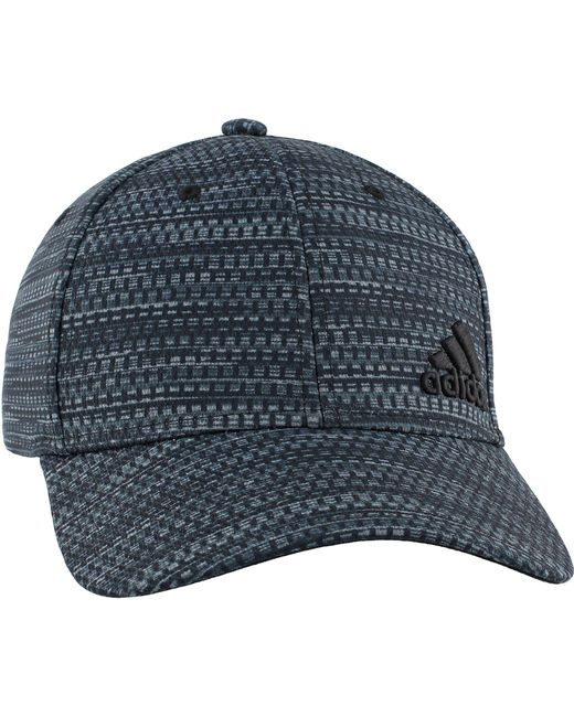 2eee072bfab ... Adidas - Black Release Plus Stretch Fit Hat for Men - Lyst ...