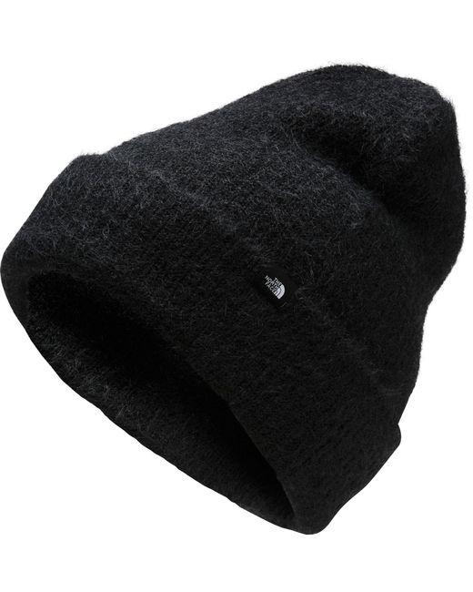 The North Face Black Plush Beanie