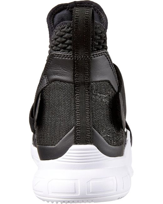 buy popular 0f2dd e9a3e Men's Black Zoom Lebron Soldier 12 Basketball Shoes