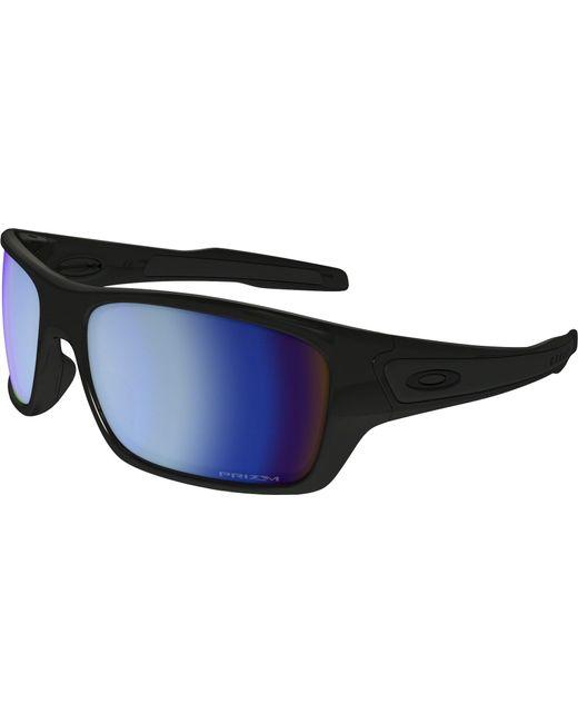 8b93b141db ... Oakley - Black Turbine Polarized Sunglasses for Men - Lyst