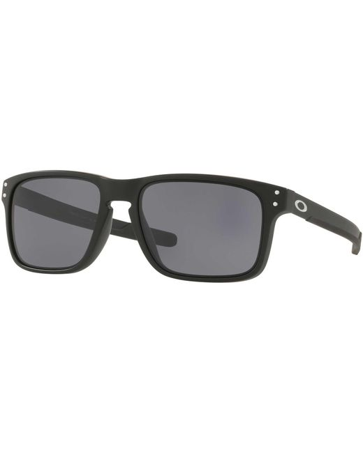 0611a5c13d Lyst - Oakley Holbrook Mix (asia Fit) Sunglasses in Black for Men ...