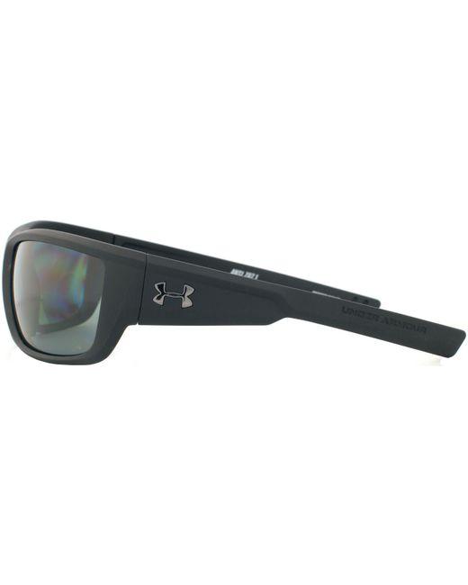 309b90409a ... Under Armour - Black Rumble Storm Polarized Sunglasses for Men - Lyst  ...