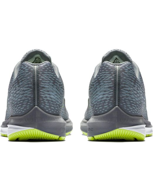 online retailer 8c6f7 2f531 ... Nike - Gray Air Zoom Winflo 5 Running Shoes for Men - Lyst