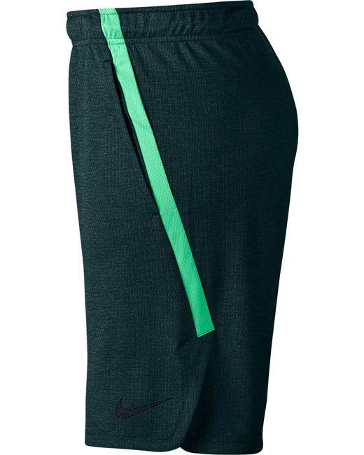 fbc75c7f9b5b0c ... Nike - Green Dry 4.0 Training Shorts for Men - Lyst ...