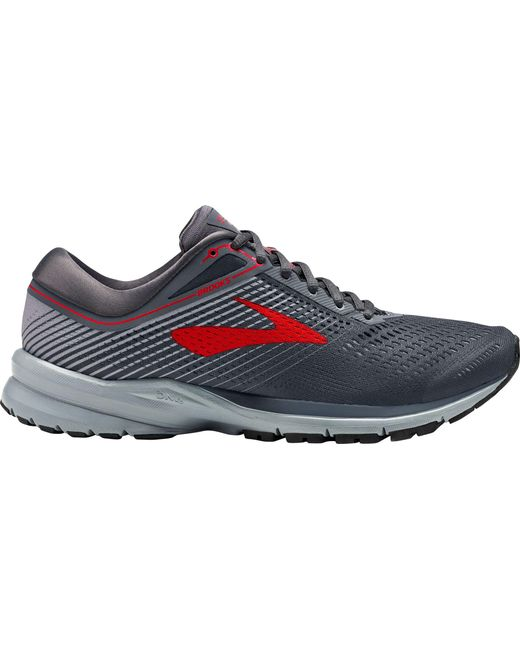 Brooks - Gray Launch 5 Running Shoes for Men - Lyst