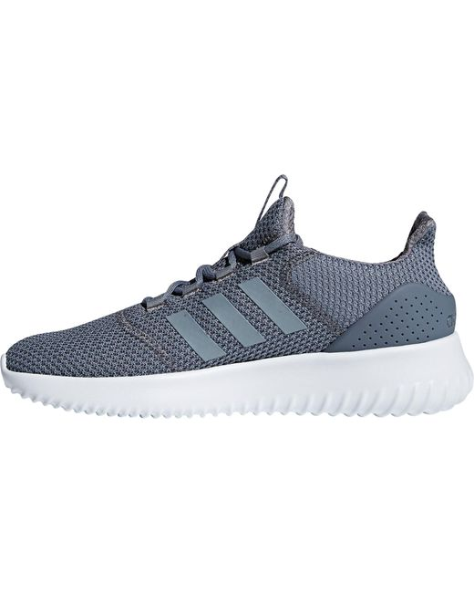... Adidas - Gray Cloudfoam Ultimate Shoes for Men - Lyst ... d231c6fbc