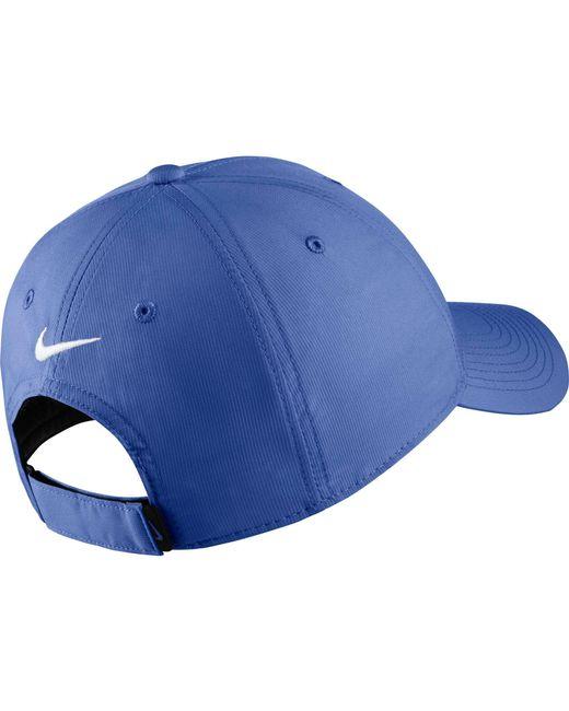 b68f1a38 ... Nike - Blue 2018 Legacy91 Tech Golf Hat for Men - Lyst ...