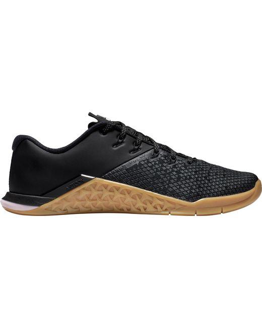 26ae6e15446 Nike - Black Metcon 4 Xd X Training Shoes for Men - Lyst ...