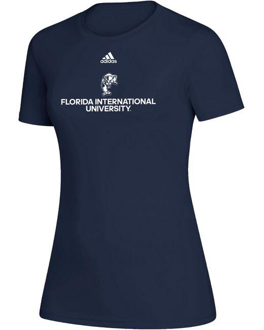 Adidas Fiu Golden Panthers Creator Blue T-shirt