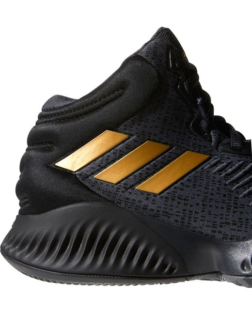 2a7d910e648b9 ... Adidas - Black Mad Bounce 2018 Basketball Shoes for Men - Lyst
